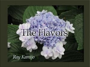詩集「The Flavors」